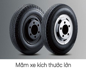 lốp xe hyundai mighty 110s